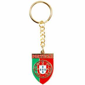 Portugal Enamel Keyring