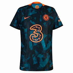 21-22 Chelsea 3rd Dri-Fit ADV Match Shirt