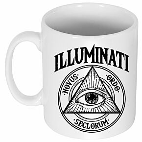 Illuminati New World Order Mug