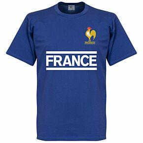 France Team Tee - Royal