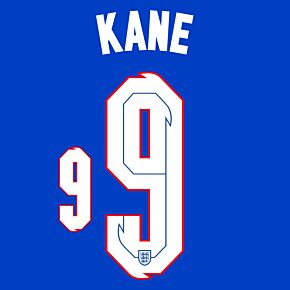 Kane 9 (Official Printing) - 20-21 England Away