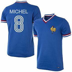 Copa France Home Retro Michel 8 Shirt 1971