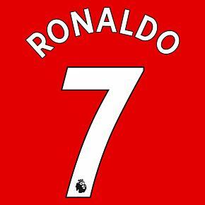 Ronaldo 7 (Premier League) 21-22 Man utd Home