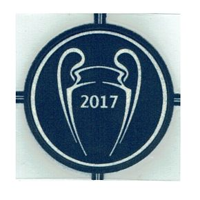 Real Madrid 2017 KIDS Champions League Winners Patch