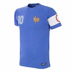 Copa France Capitaine Tee - Blue