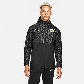 21-22 Chelsea GX AWF Jacket - Black/Yellow