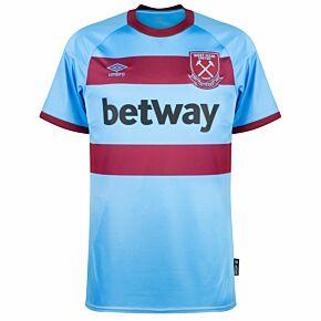 20-21 West Ham Away Shirt