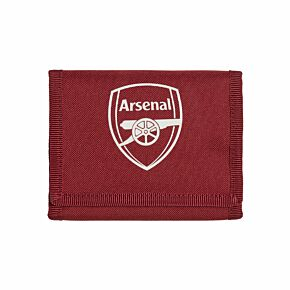 20-21 Arsenal Wallet - Maroon