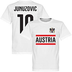 Austria Junuzovic Team Tee - White