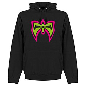 Ultimate Warrior Face Paint Hoodie - Black