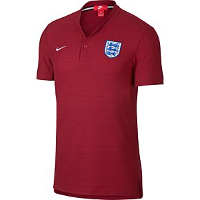 England GS Polo 2018 / 2019 - Red