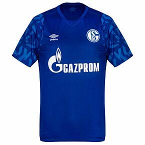 Umbro Schalke 04 Home Jersey 2019-2020
