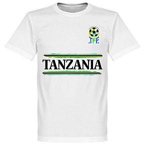 Tanzania Team Tee - White