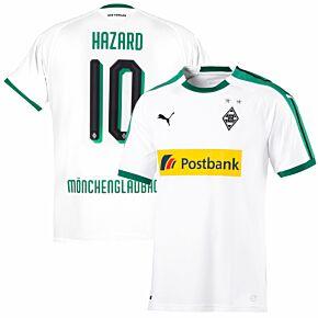 Puma Borussia Monchengladbach Home Hazard 10 Jersey 2018-2019 (Official Printing)