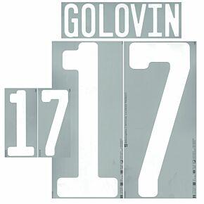 Golovin 17 (Official Printing)