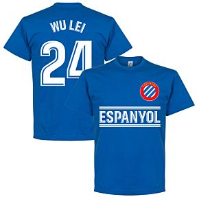 Espanyol Wu Lei 24 Team Tee - Royal
