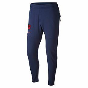 20-21 England Tech Pack Track Pants - Navy