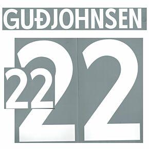 Gudjohnsen 22