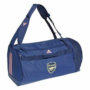 20-21 Arsenal Medium Duffle Bag - Navy