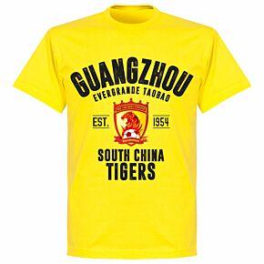 Guangzhou Established T-shirt - Lemon Yellow