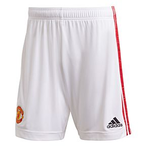 20-21 Man Utd Home Shorts