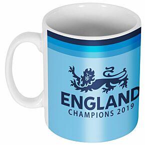 England Cricket World Cup Winners Stokes Mug