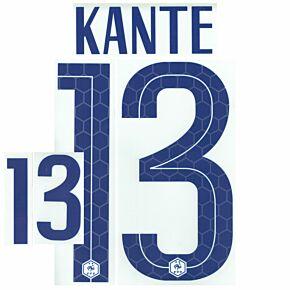 Kanté 13 (Official Printing) - 20-21 France Away