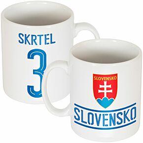 Slovakia Team Mug