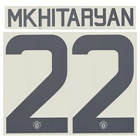 Mkhitaryan 22 (Cup Style)