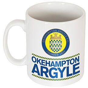 Okehampton Argyle Team Assist Mug