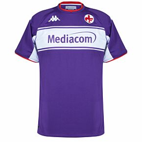21-22 Fiorentina Home Shirt