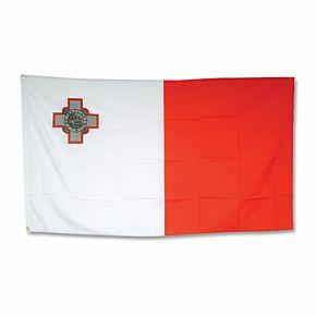 Malta Large Flag