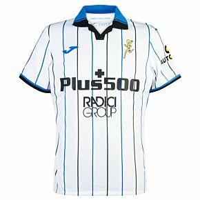 21-22 Atalanta Away Shirt