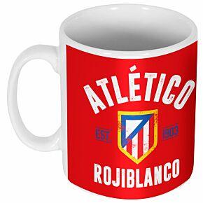 Atletico Established Ceramic Mug