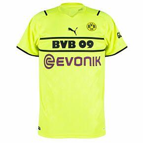 21-22 Borussia Dortmund Cup Shirt