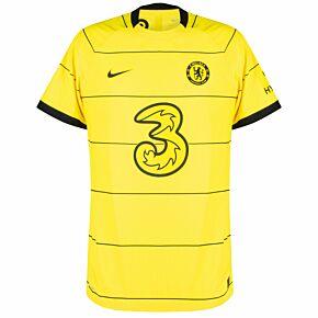 21-22 Chelsea Away Dri-Fit ADV Match Shirt