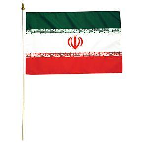 Iran Small Flag