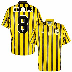 Umbro Sheffield Wednesday 1992-1993 Away Waddle 8 Shirt - USED Condition (Great) - Size XL