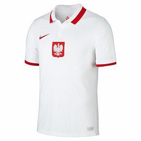 20-21 Poland Home Shirt