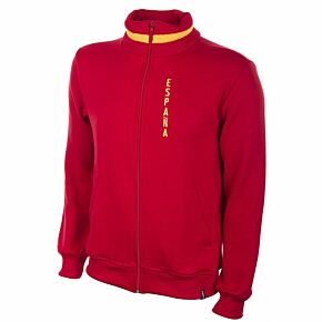 1978 Spain Track Jacket - Red
