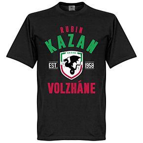 Rubin Kazan Established Tee - Black