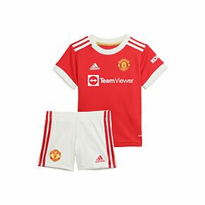 21-22 Man Utd Home Baby Kit