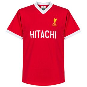 1978 Liverpool Home Retro Shirt