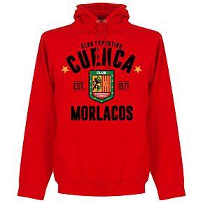Deportivo Cuenca Established Hoodie - Red