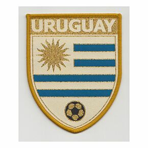 Uruguay Embroidery Patch