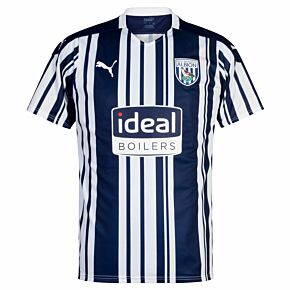 20-21 West Brom Home Shirt