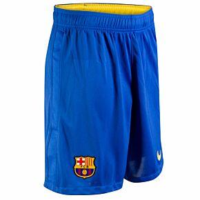 20-21 Barcelona 4th Shorts