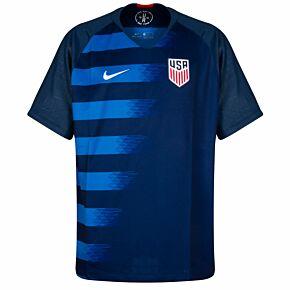 USA Away Jersey 2018 / 2019