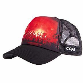 COPA Football Pyro Trucker Cap