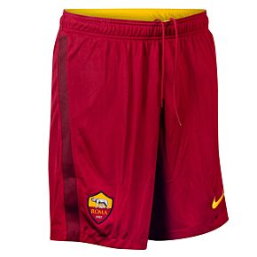 20-21 AS Roma Home Shorts